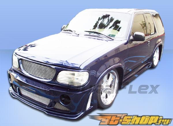 Аэродинамический Обвес на Ford Explorer 95-01 Platinum Duraflex
