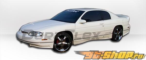 Пороги на Chevrolet Monte Carlo 95-99 Racer Duraflex