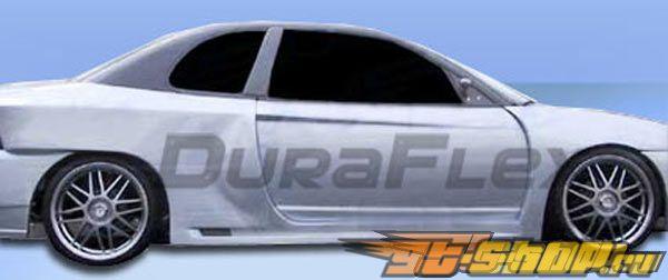 Передние крылья на Dodge Neon 95-99 Blits Duraflex