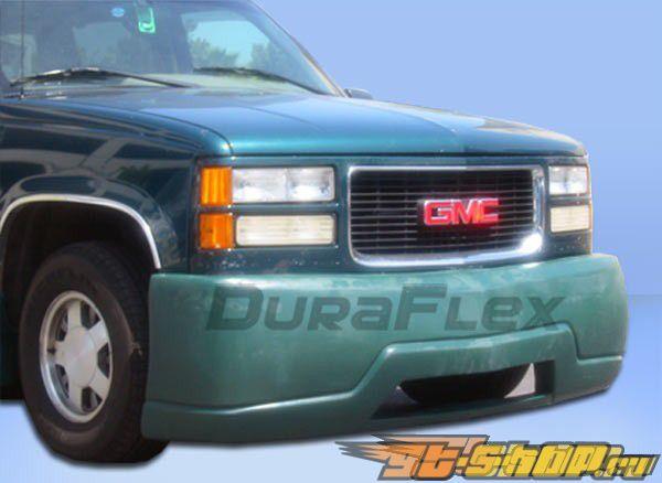 Передний бампер на Chevrolet Suburban 1992-1999 бампер Duraflex