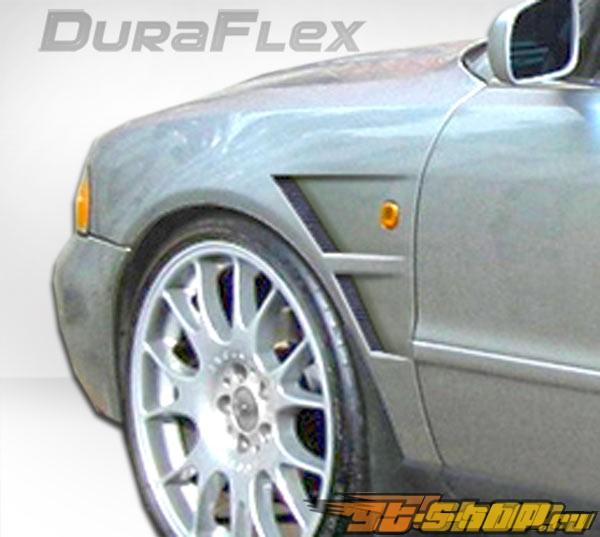 1999-2001 Audi A4 Executive Fenders