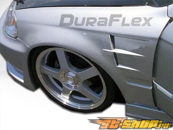 Крылья для Dodge Neon 03-05 X-2 Duraflex