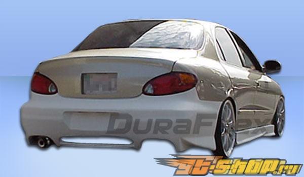 Пороги на Hyundai Elantra 96-00 M3 Duraflex