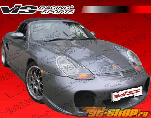 Передний бампер для Porsche Boxster 1997-2004 A Tech