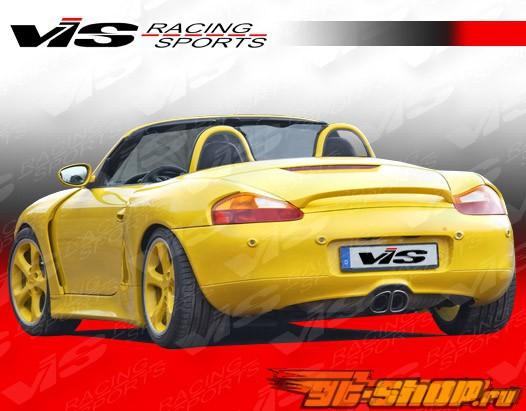 Спойлер для Porsche Boxster 1997-2004 A Tech