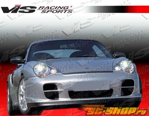 Передний бампер для Porsche Boxster 1997-2004 D2