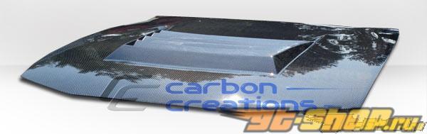 Карбоновый капот на Nissan 240SX 97-D-1 Стиль