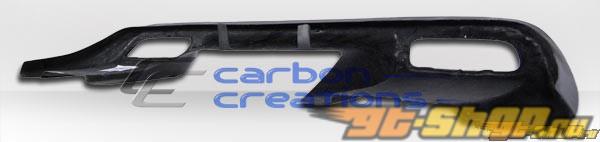 Задний диффузор для Chevrolet Corvette 97-10 ZR-Edition Карбон