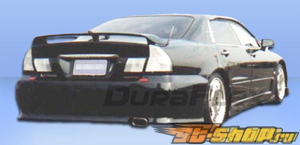 Задний бампер на Mitsubishi Diamante 97-02 VIP Duraflex