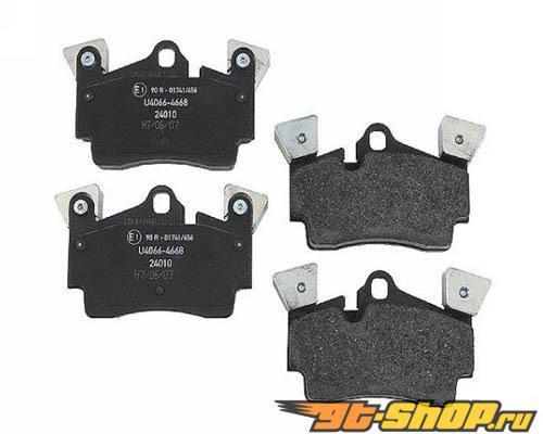 стандартный задний тормозной Pad Set Porsche Boxster Spyder 10-12