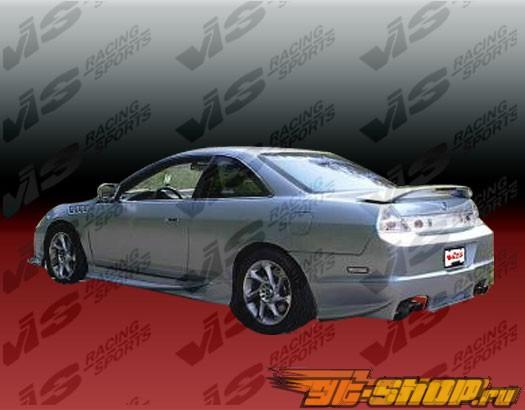 Пороги на Honda Accord 1998-2002 Invader