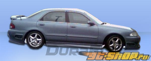 Пороги VIP для Mazda 626 1998-2002