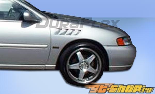 Крылья на Nissan Altima 98-01 Z3 Duraflex
