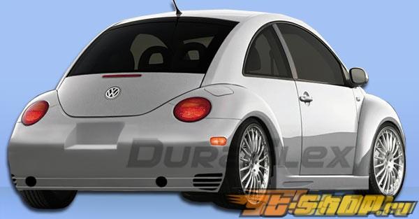 Задний бампер GT500 для Volkswagen Beetle 1998-2005