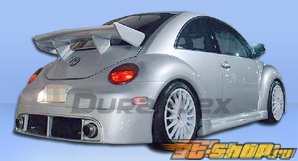 Задний бампер для Volkswagen Beetle 98-05 JDM Buddy Duraflex