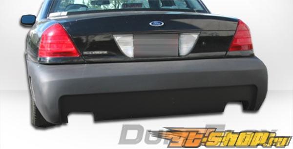 Задний бампер для Ford Crown Victoria 98-07 GT-Concept Duraflex