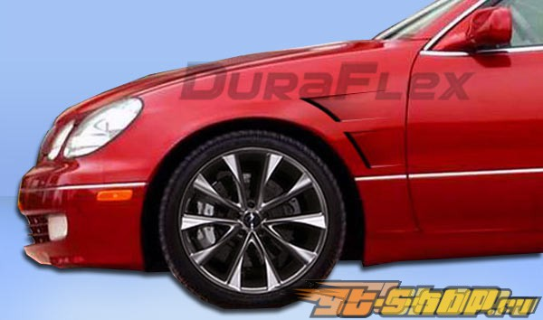 Крылья на Lexus GS 98-05 GT-Concept Duraflex