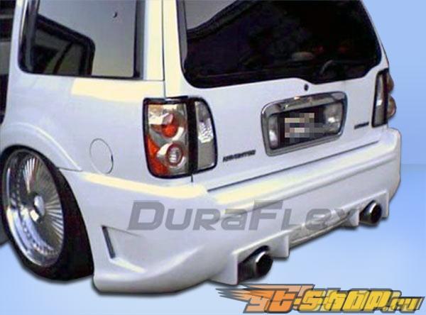 Задний бампер для Lincoln Navigator 98-02 Platinum Duraflex