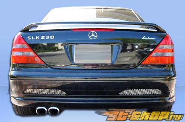 Задний бампер для Mercedes R170 98-04 LR-S Duraflex