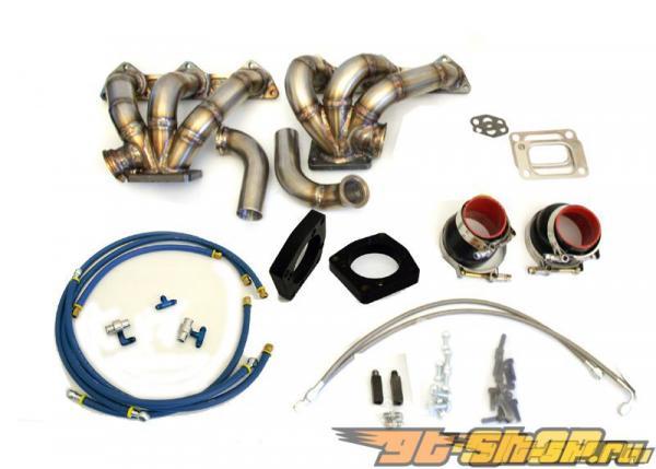 *Vivid Racing VR800 Garrett/Tial GT3076rs Turbo комплект Porsche 996TT 01-05
