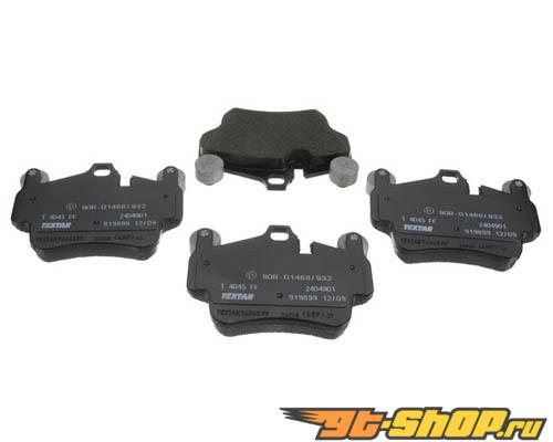 стандартный передний  тормозной Pad Set Porsche Boxster incl S 09-10
