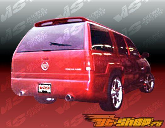 Аэродинамический Обвес на Cadillac Escalade 2002-2006 Outcast