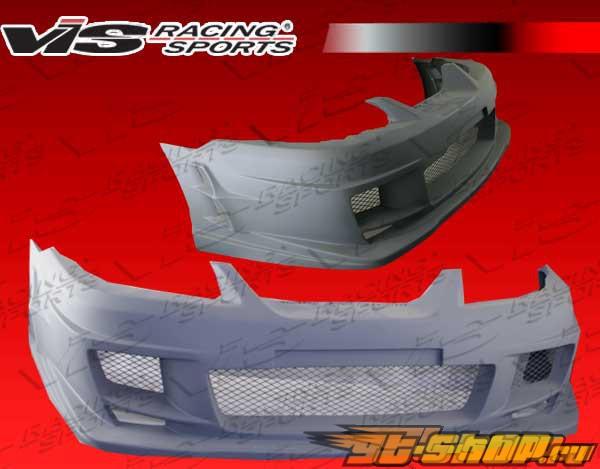 Передний бампер для Ford Mustang 1999-2004 Ballistix 3