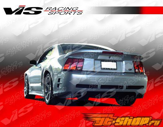 Задний бампер на Ford Mustang 1999-2004 Stalker