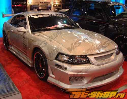 Передний бампер для Ford Mustang 1999-2004 V Speed