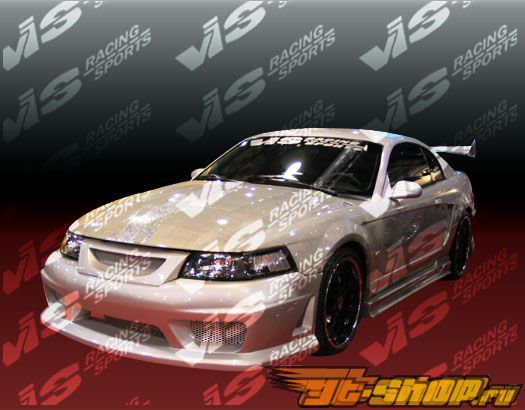 Аэродинамический Обвес на Ford Mustang 1999-2004 V Speed