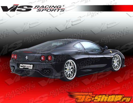 Задний бампер на Ferrari F360 1999-2004 VIP