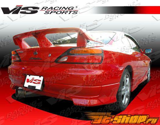 Задний бампер на NISSAN Silvia S15 1999-2002 Techno R