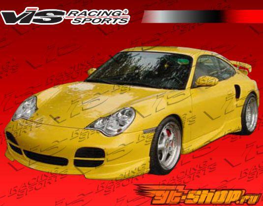 Пороги для Porsche 911 1999-2004 A Tech 2