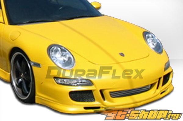 1999-2004 Porsche 996/ 1997-2004 Porsche Boxster 997 GT-3 RS Conversion Front Bumper  Du