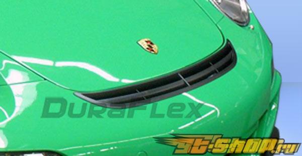Решётка радиатора для Porsche Boxster 97-04 GT-3 RS  Конверсия Duraflex