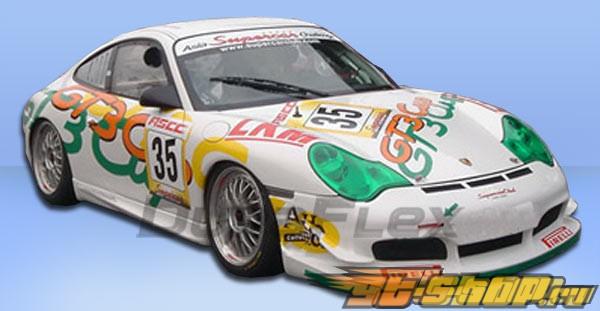 Передний бампер для Porsche 911 01-04 J-Sport Duraflex
