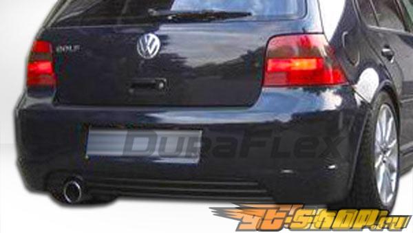 Задний бампер RXS на Volkswagen Golf 1999-2005