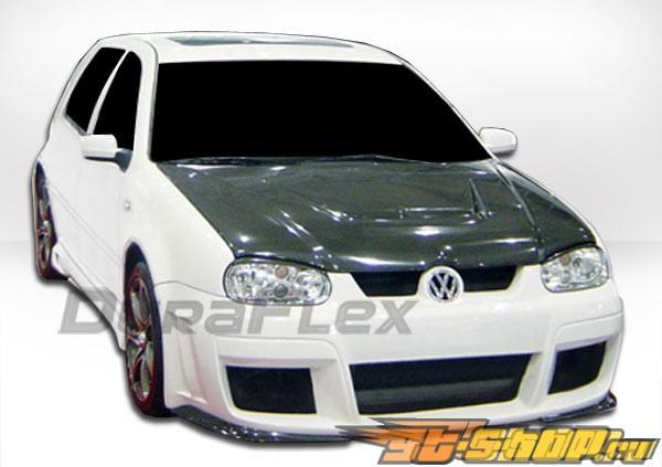 Аэродинамический Обвес на Volkswagen Golf/GTI 99-06 Velocity Duraflex