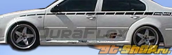 Задние накладки на крылья для Volkswagen Jetta 99-04 Type E Duraflex
