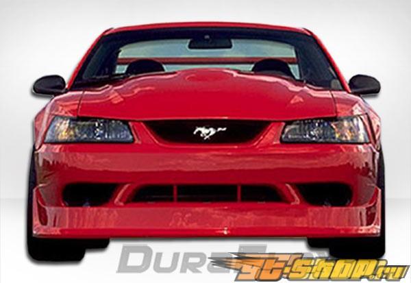 Аэродинамический Обвес на Ford Mustang 99-04 Cobra-R Duraflex