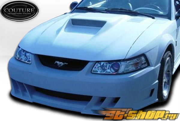1999-2004 Ford Mustang Couture Demon Front Bumper  Couture
