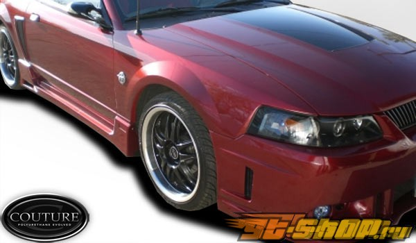 1999-2004 Ford Mustang Couture Special Edition Front Bumper  Couture