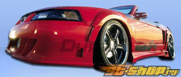 Передний бампер для Ford Mustang 99-04 Demon Полиуретан