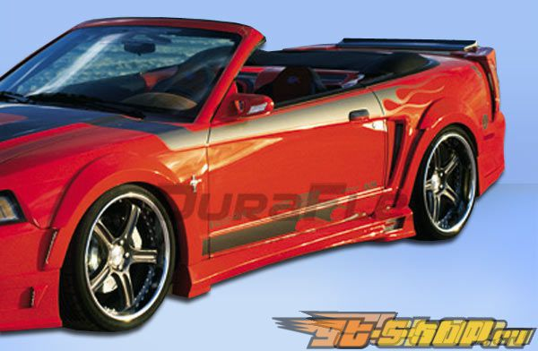 Обвес по кругу для Ford Mustang 99-04 Demon Полиуретан