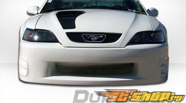 Передний бампер на Ford Mustang 99-04 KR-S Duraflex
