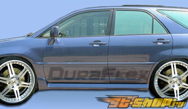 Обвес по кругу для Lexus RX 99-03 TD3000 Duraflex