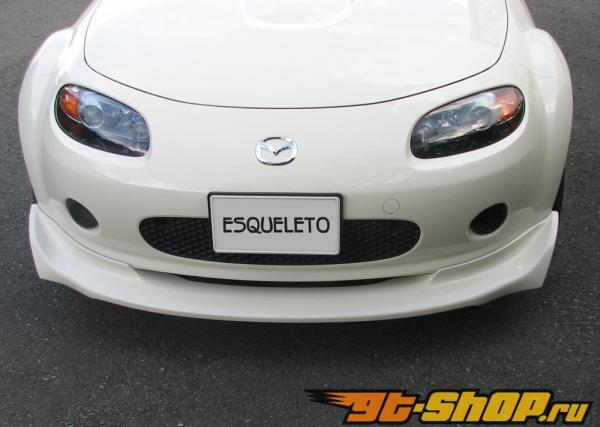 ARBiC Передняя губа 01 Mazda Miata 06-13