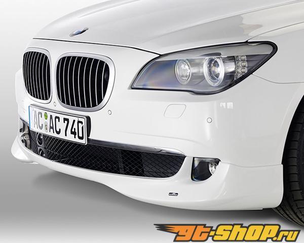 AC Schnitzer передний  Спойлер BMW 7-Series F01|F02 without M-Technik Aero 09-12