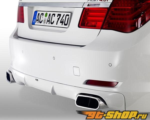 AC Schnitzer задний Skirt Insert BMW 7-Series F01|F02 without M-Technik Aero 09-14
