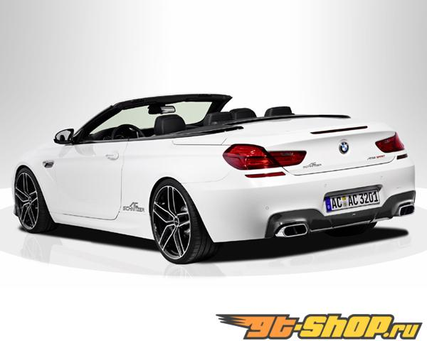 AC Schnitzer Карбон задний диффузор BMW 6-Series F12|F13|F06 with M-Technik Aero 12-15